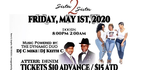 Steppin, Dancing  and Surprise Performance Presented By Sister 2 Sister tickets
