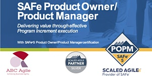 SAFe® Product Owner/Product Manager 5.0 Hong Kong by...