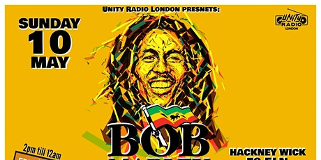 BOB MARLEY CELEBRATION DAY // LIVE REGGAE + DJS ALL DAYER tickets