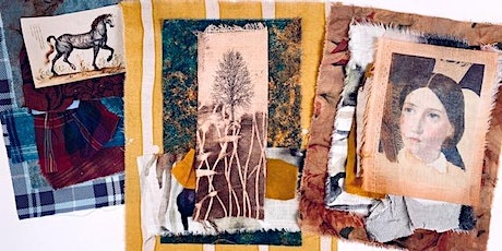 Fragment Fabric Collage Workshop tickets