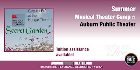 Summer Musical Theater Camp: the Secret Garden tickets