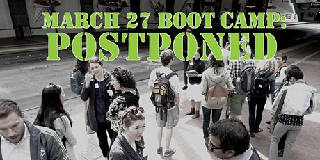 POSTPONED: Civic Boot Camp: Health Care for Marginalized Communities - 3/27 tickets