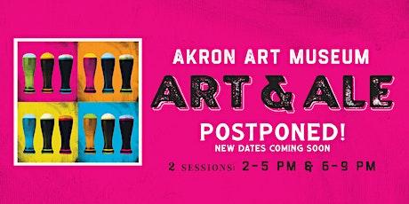 The 13th Annual Art & Ale tickets
