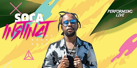Soca Instinct Jamaica Carnival feat. Popcaan + Major Soca Artist TBA tickets