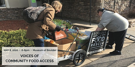 Voices of Community Food Access tickets