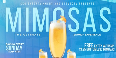 Mimosas Brunch  Experience tickets