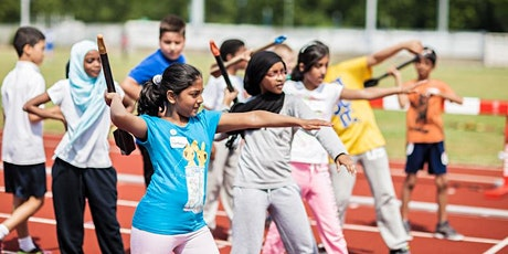 Athletics Camp for 5 to 7 years with Be Fit Today Track Academy tickets
