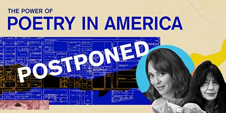 POSTPONED: Poetry in America: An Evening with Two Poet Laureates of the United States  tickets