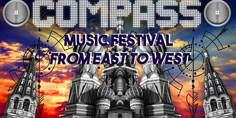 Compass Music Festival | From East To West tickets