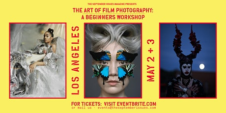 The Art + Technique of Film Photography- 2 Day Workshop May 2+3 tickets