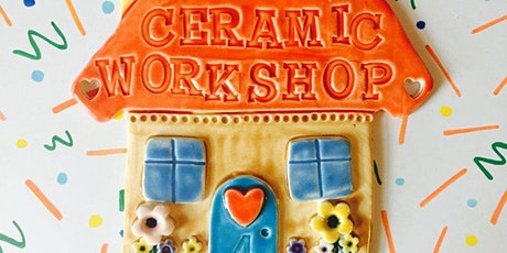 Beginners Ceramics For Christmas tickets