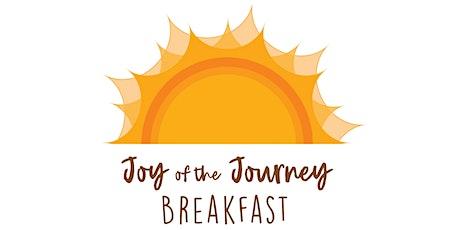 Joy of the Journey Breakfast tickets