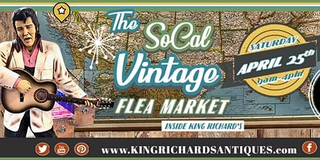 Spring 2020 SoCal Vintage Flea Market tickets