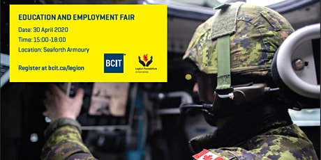 **EVENT POSTPONED** BCIT Education & Employment Fair tickets