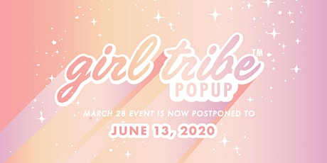 Charlotte Girl Tribe Pop Up - June 13, 2020 tickets