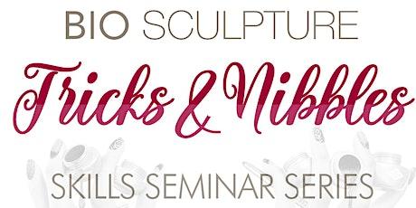 Tricks & Nibbles Nail Art Road Show Virtual Session IV tickets