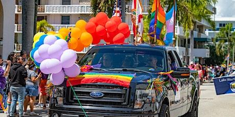 Palm Beach Pride 2021 Parade Application tickets