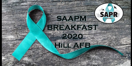 Hill AFB SAAPM Breakfast (Postponed to Aug, date TBA) tickets