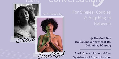 Real Talk: A Grown & Sexy Conversation & Live Show! tickets