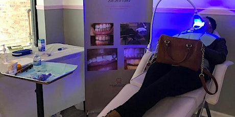 Start Your Own Teeth Whitening Business tickets