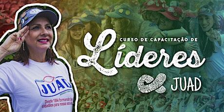 Curso de Capacitação de Líderes JUAD em São Paulo/SP ingressos