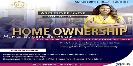 New Year New Home ( HomeBuying Seminar) tickets