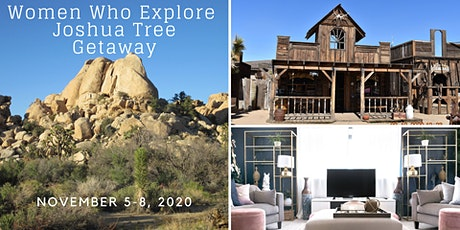 Joshua Tree California Rock Climbing and Desert Town Getaway tickets