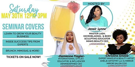 Beauty Boss Brunch tickets