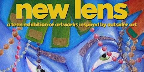 New Lens Teen Art Exhibition tickets