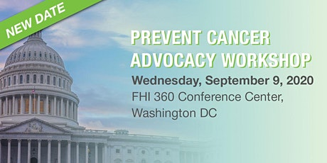 Prevent Cancer Advocacy Workshop tickets