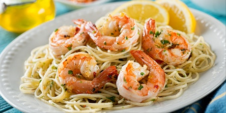 Shrimp!   Cooking Class with Chef Joel Olson tickets