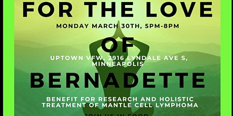 For the Love of Bernadette tickets