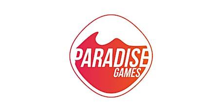 PARADISE SUMMER GAMES ingressos