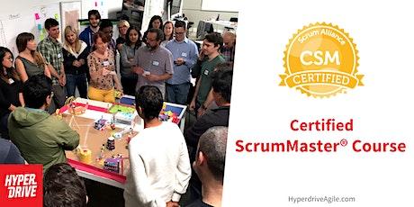 Certified ScrumMaster® Course (CSM) - San Francisco, CA tickets