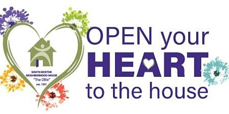 Open Your Heart to the House Online Auction & Virtual Fundraiser tickets