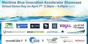 Virtual Showcase of the Maritime Blue Innovation Accele...