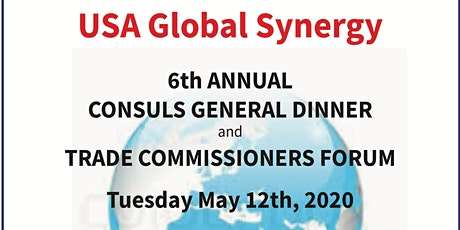 6th Annual Trade Commissioners Forum & Consul General's Dinner tickets