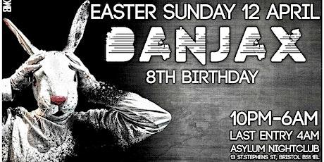 Banjax's 8th Birthday tickets