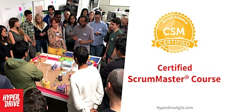 Certified ScrumMaster® Course (CSM) - San Francisco, CA tickets