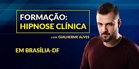 Hipnose Clínica e Regressiva - Brasília/DF tickets
