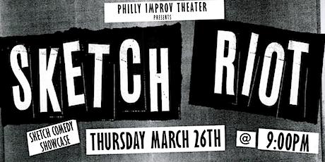 Sketch Riot: Sketch Comedy Showcase tickets