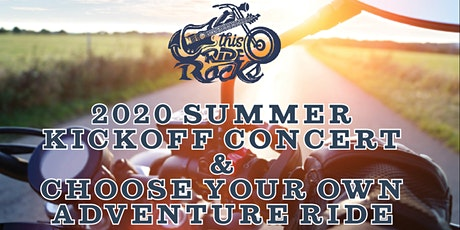 This Ride Rocks 2020 Summer Kickoff Ride and Concert tickets