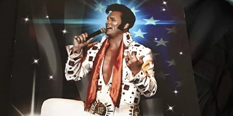 From Benidorm to Paisley  The Amazing Simon Patrick  as Elvis tickets