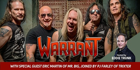 Warrant tickets