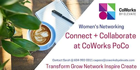 Connect + Collaborate at CoWorks Port Coquitlam biglietti