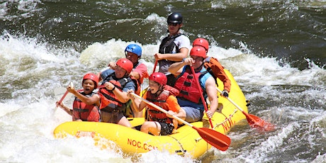 Amachi White Water Rafting tickets