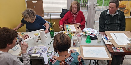 Adult Beginner Watercolour Course tickets