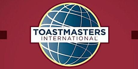 Angel Speakers Toastmasters Meeting tickets