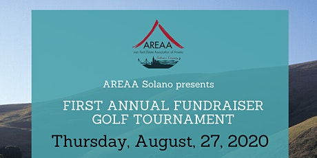 AREAA Solano First Annual Golf Tournament tickets