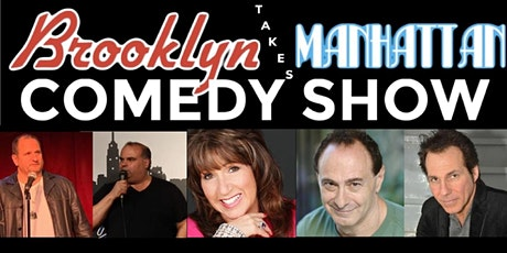 Brooklyn takes Manhattan Comedy Show tickets